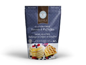 Cloud 9 Pancake and Waffle Mix