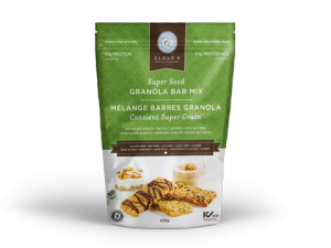 Cloud 9 Super Seed Granola Bar Mix