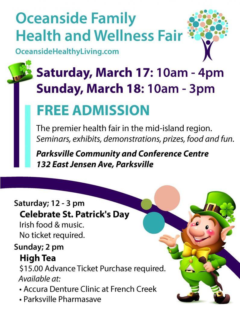Oceanside Family Health and Wellness Fair