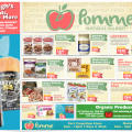 Pomme Natural Market May 2018 Gluten-Free Flyer