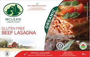 McLean Meats Beef-Lasagna