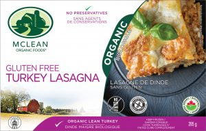 McLean Meats Turkey-Lasagna
