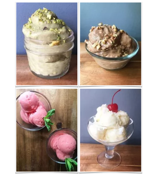 Easy-Peasy 'Nice Cream' Recipes