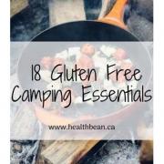 Gluten-Free Camping Essentials