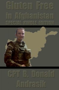 Gluten-Free in Afghanistan Soldier's Story