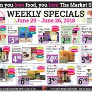 The Market Stores Gluten-Free