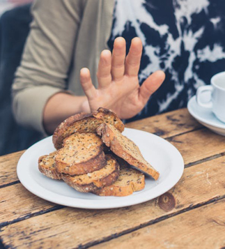 avoiding gluten
