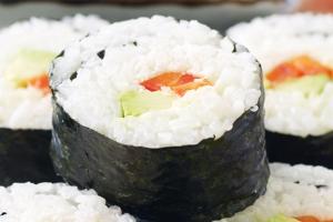 gluten free sushi rice