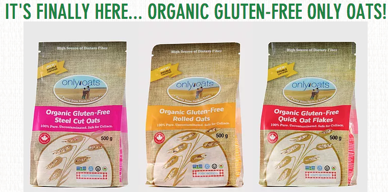 Organic Only Oats