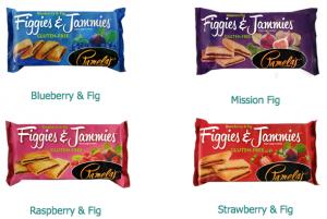 Pamela's Figgies & Jammies