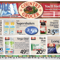 Country Grocer Gluten-Free Flyer