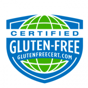 Gluten Free Cert Logo
