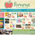 Pomme Natural Markets September Gluten-Free Flyer