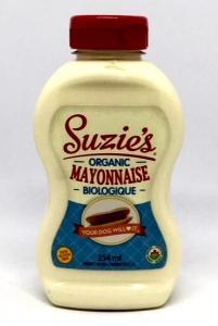 Suzie's Organic Mayonnaisse