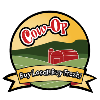 cow up logo wp