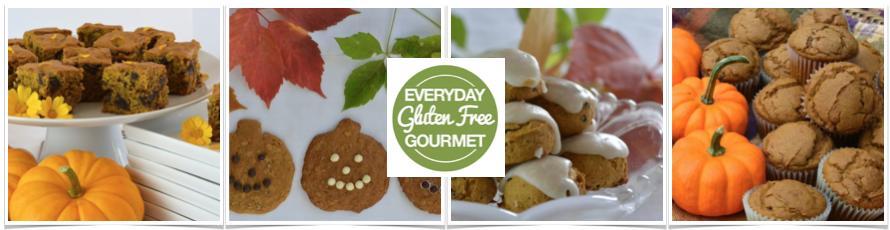 Everyday Gluten Free Gourmet Pumpkin Recipes fb