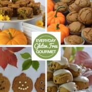 Everyday Gluten Free Gourmet Pumpkin Recipes