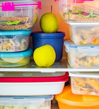 Gluten-Free Lunch Box Ideas for Kids by Selena De Vries, RD