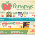 Pomme Natural Market November 2018 Flyer