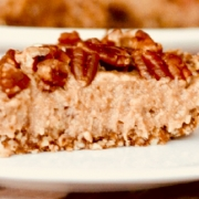Rawthentic Eatery Pecan Pie Recipe