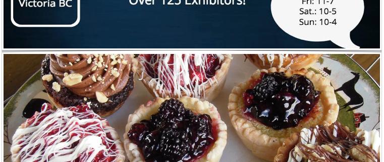 Bake My Day Creative Craft Fair 2018