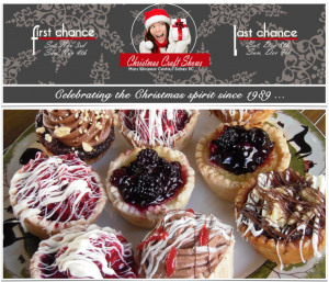 Bake My Day First & Last Chance Christmas 2018