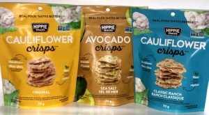 Hippie Snacks Cauliflower & Avocado Crisps