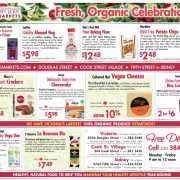 Lifestyle Markets December Gluten-Free Flyer