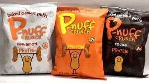 P-nuff Crunch Puffs