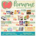 Pomme Natural Markets December Gluten-Free Flyer