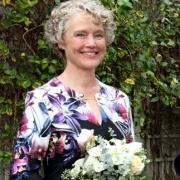 celiac gets married sherry scheideman