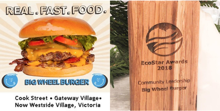 Big Wheel Burger Eco Awards fb