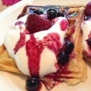 Cloud 9 gluten-free yeast-raised waffles wp