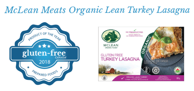 MCLEAN MEATS Product of the Year fb