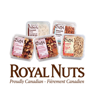 Royal Nuts wp