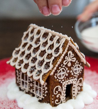 Schar Ginger Spiced Bread House