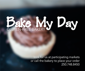 Bake My Day @ Duncan Farmer's Market