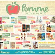 Pomme Gluten-Free Flyer February