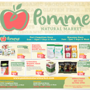 Pomme Gluten-Free Flyer February 2019