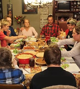 gluten free family dinners wp