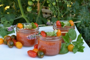 Farm to Table Gazpacho