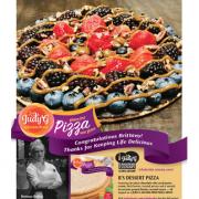 Judy G Pizza Scholarship Winner wp