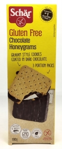Schar Chocoate Honey Grahams