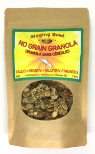Singing Bowl Gluten-Friendly Granola