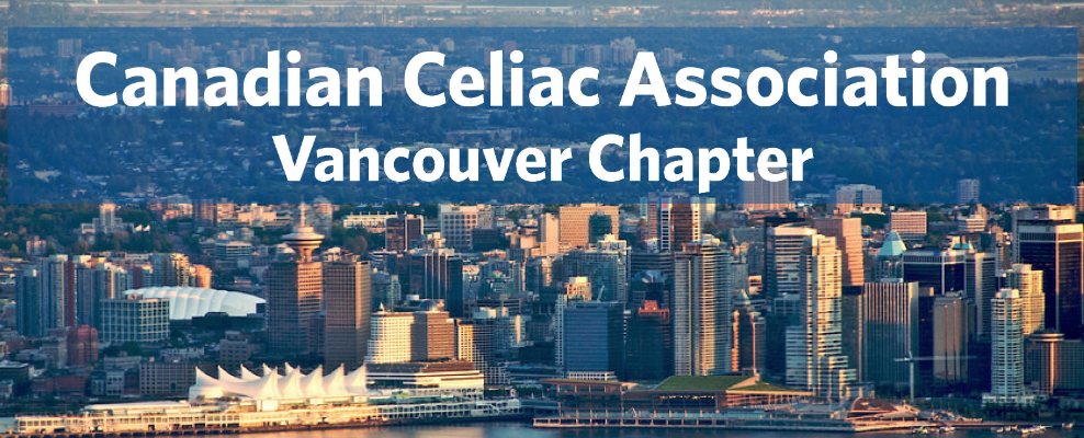 Vancouver Chapter Canadian Celiac Association