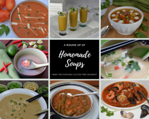 homemade soups everyday gluten free gourmet
