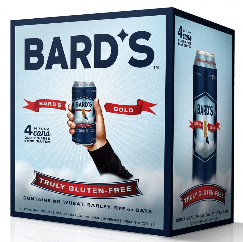 Bard's Beer Cans