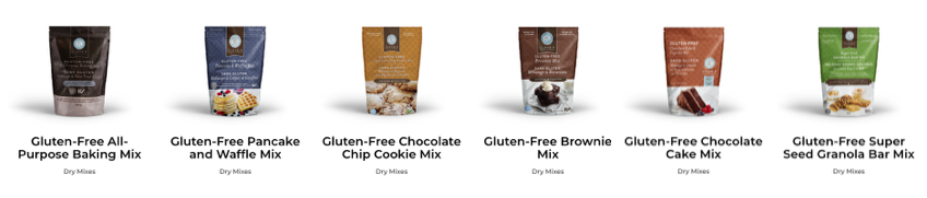 Cloud 9 Special Bakery Mixes