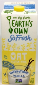 Earth's Own Oat