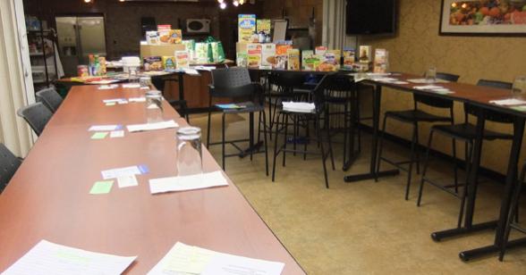 Gluten-Free Living Classes fb